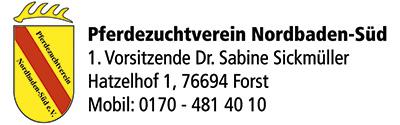 Pferdezuchtverein Nordbaden-Süd